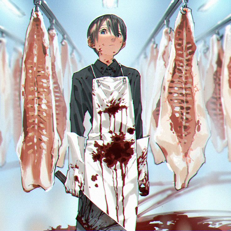746 Best Images About Anime Gore On Pinterest