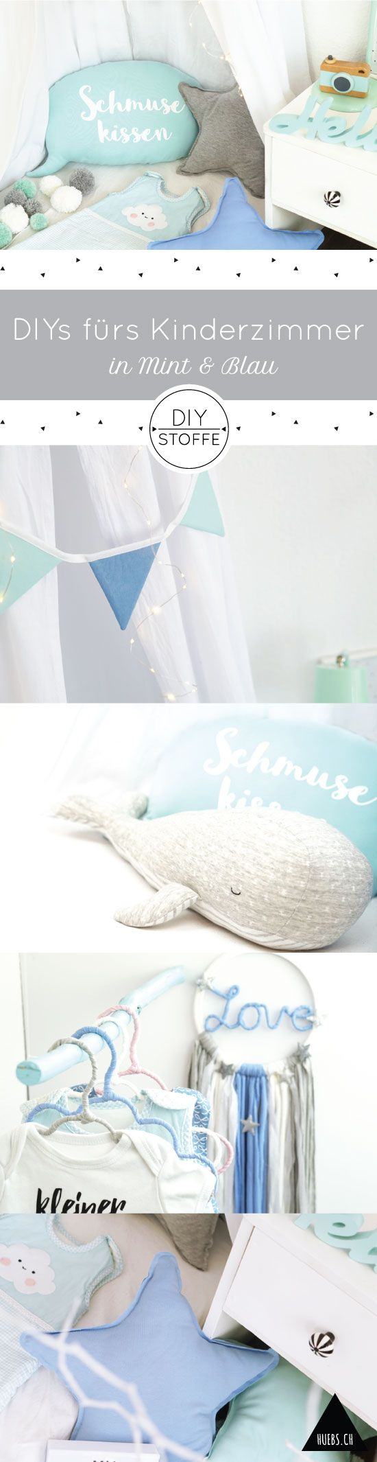 51 best ☆ DIYs & Nähen fürs Kinderzimmer ☆ images on Pinterest ...