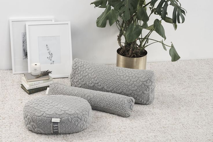 The Crystal Cove Bundle combines our Yoga Bolster, Meditation Cushion, and Pranayama Pillow. Like all Brentwood Home products, our Yoga Bolster is made with a beautiful combination of natural and non-