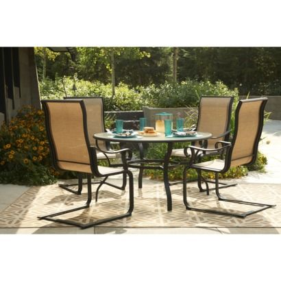 Threshold Nokomis Sling Patio Dining Furniture Collection Target Possibly Our Next Patio Furniture