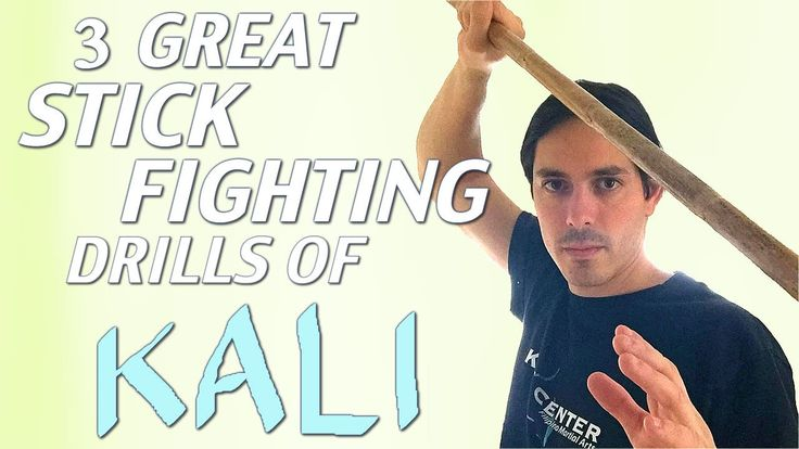 Amazing Beginner KALI STICK Fighting Drills for 2016 - Filipino Martial ...