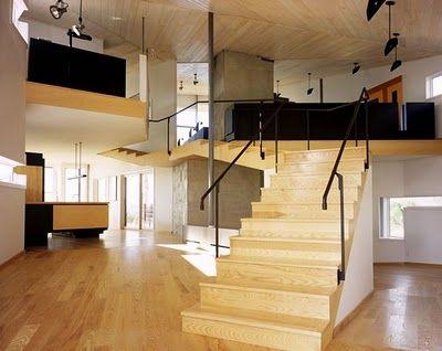ESTRUCTURAS III: Steven Holl - Y House, Montes Contskill, Nueva York