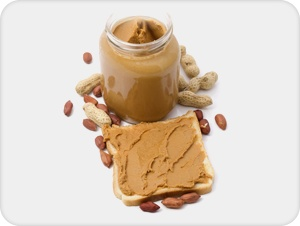 Peanut Butter Smoothie:  Blend 4 heaped tablespoons of FUTURELIFE® Original flavour  250ml skimmed milk  1 tablespoon of smooth peanut butter together until smooth