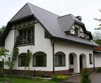 Отделка фасада дома камнем – стоимость и примеры работ от профессионалов - ВотМастера.ру