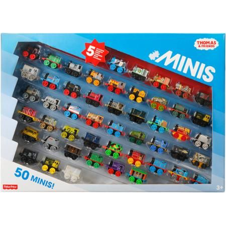 Thomas & Friends MINIS 50-Pack