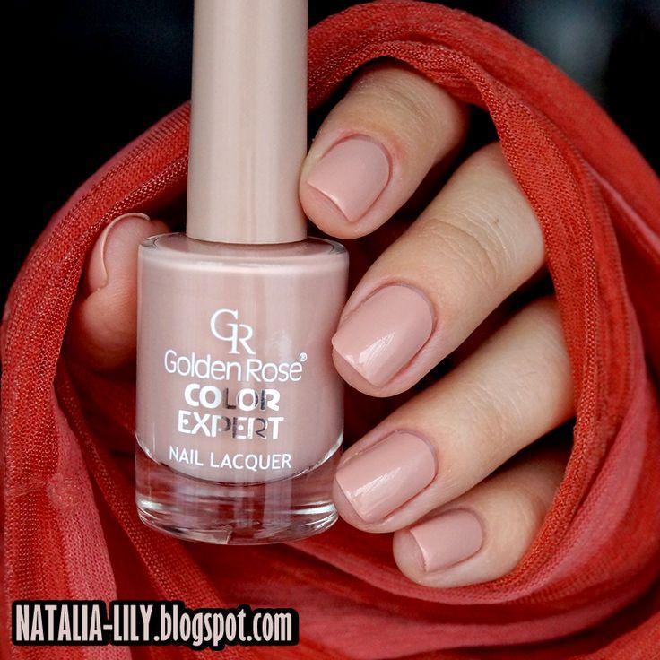 natalia-lily: Beauty Blog: GOLDEN ROSE COLOR EXPERT 99