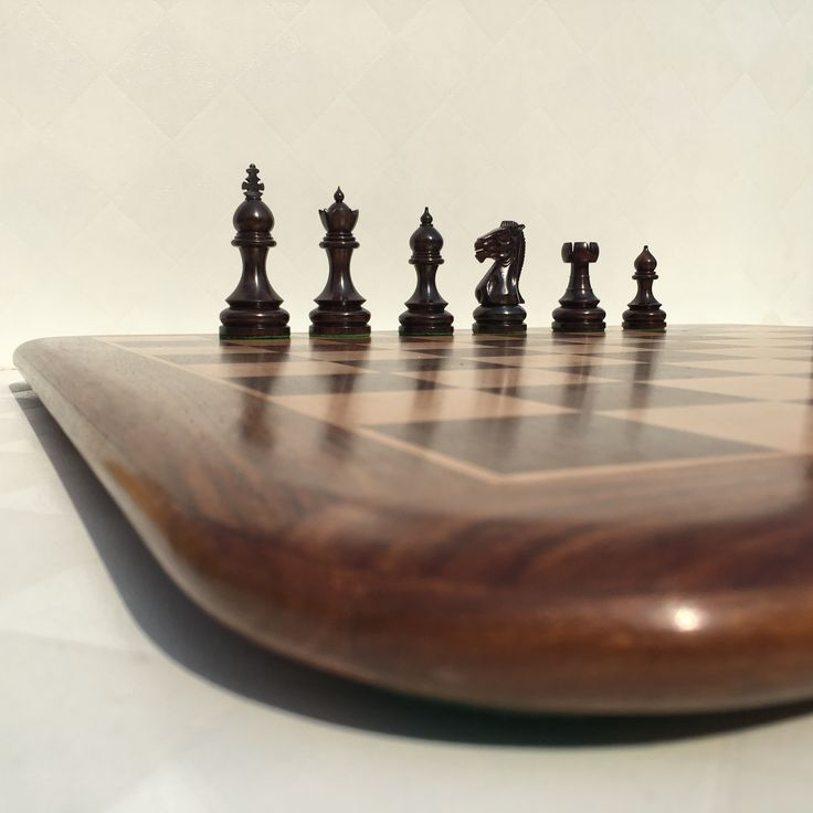 Beautiful chess pieces & chess board . Visit our online store chessclassic.com