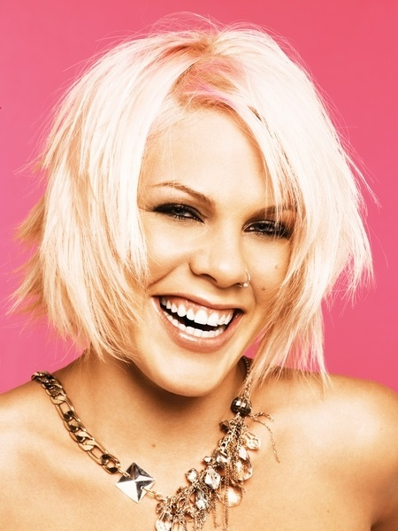 Alicia Moore Hart (P!nk) *but only her clean versions!*