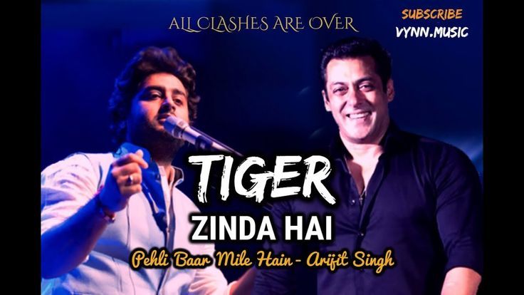 Pehli Baar Mile Hain - Tiger Zinda Hai - Arijit Singh - Official Music Video 2017 - Salman & Katrina