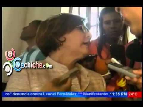 Ministra de Educación confirma que se aumentó salario a RD$300 mil #Video | Cachicha.com
