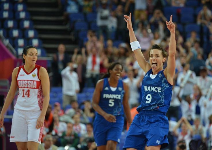 Céline #Dumerc #basketball #France