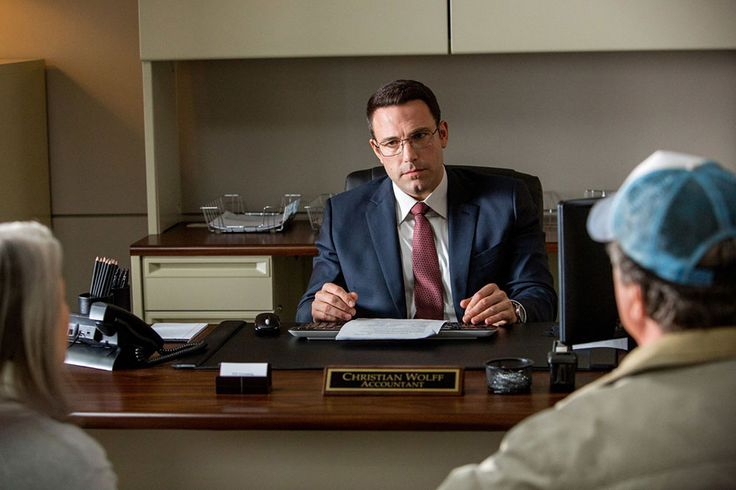 The Accountant is an action-thriller movie starring Ben Affleck at his best. Directed by Gavin O'Connor, it stars also Anna Kendrick and J.K. Simmons.
