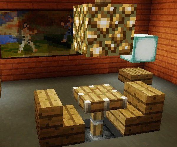 17 Best Ideas About Minecraft Furniture On Pinterest