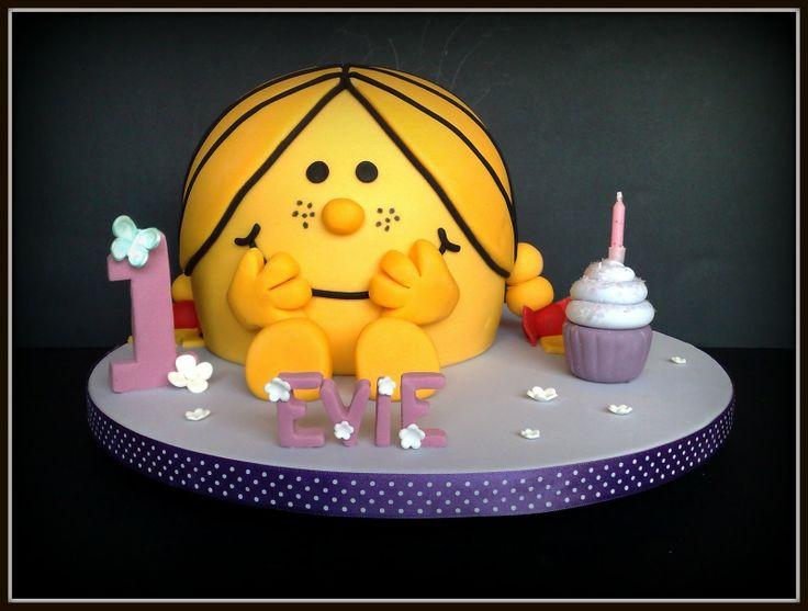 Best Sunshine Party Images On Pinterest Little Miss Sunshine - Little miss birthday cake