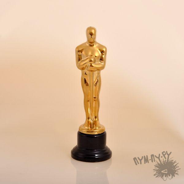 Статуэтка Оскар - фото