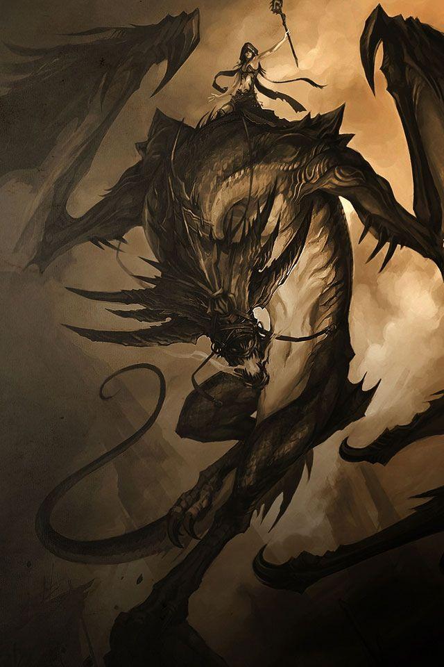 I'd SO ride a dragon
