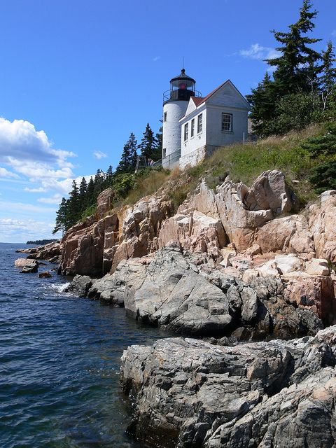 Acadia National Park, Maine - one of my favorite places