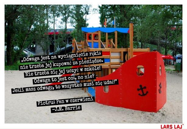 Piotruś Pan- #odwaga cytat z bajki