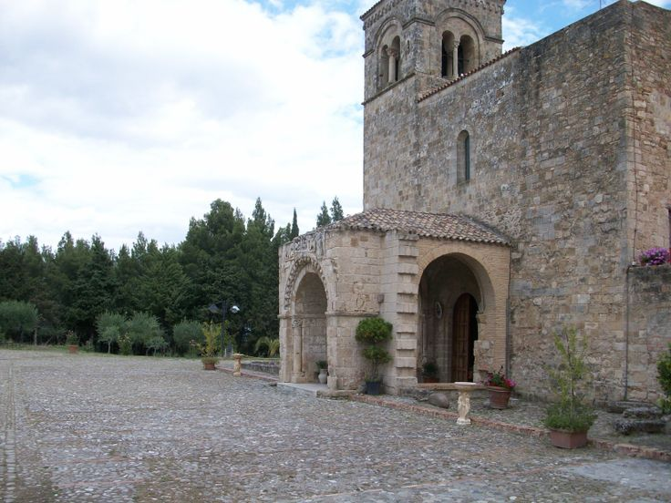 Santa Maria d'Anglona, nei pressi di Tursi: un luogo di pace e serenità.