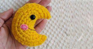 ¡El conejo de crochet Nico se presenta! Ya hacía alguna semana que no colgaba ningún patrón en el bl