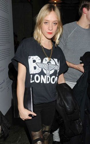 Chloe Sevigny - Boy London