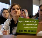 Digital Technology in Psychology Conference. Call for papers now open!