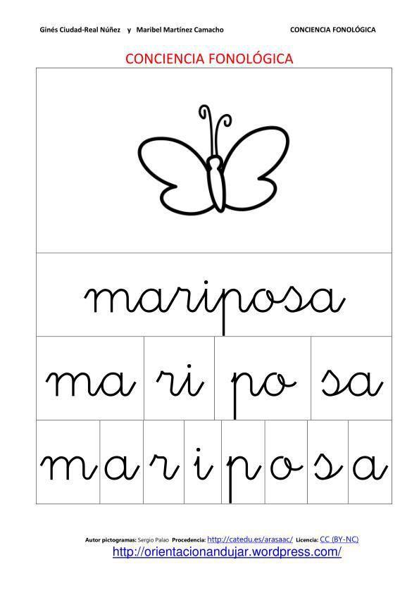 conciencia-fonologica-palebras-silabas-letras-animales-22.jpg (595×842)