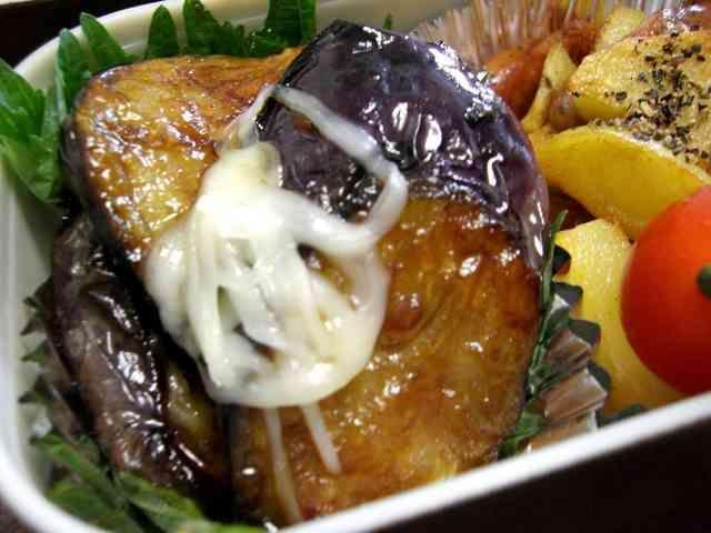 お弁当に✿絶品!なすの照り焼の画像