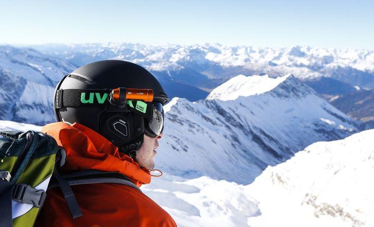 Gewinnspiel: Actioncam Panasonic HX-A1 samt Uvex Helm und Goggle
