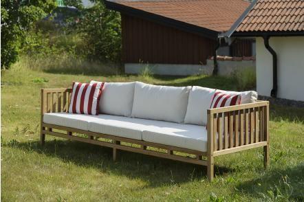 GARBO - Outdoor teak furniture - Formlagret.se