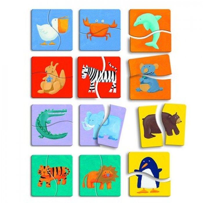 Puzzle 2 pièces