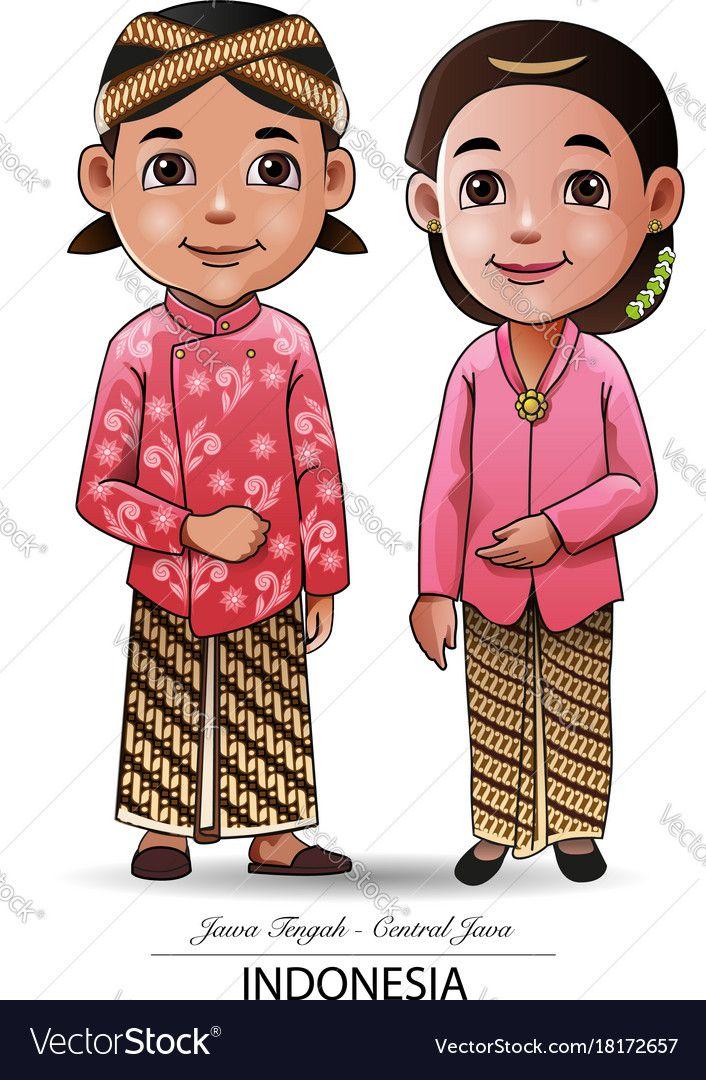 Baju Daerah Jawa