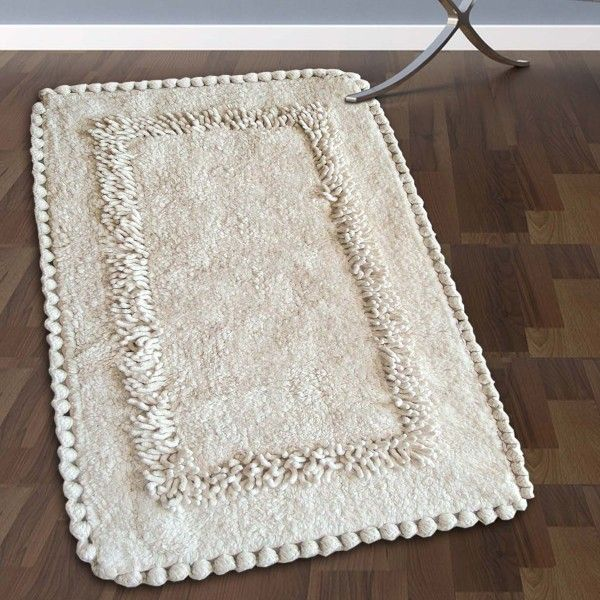 923 CROCHET COTTON 50X80 ΕΚΡΟΥ