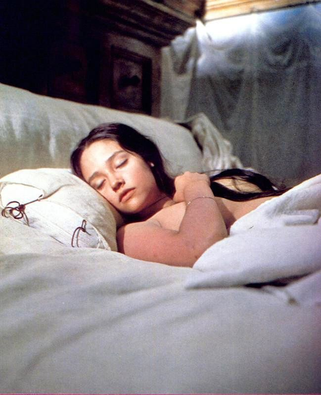 Olivia hussey romeo and juliet simply matchless