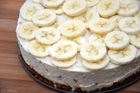 kaastaart met banaan