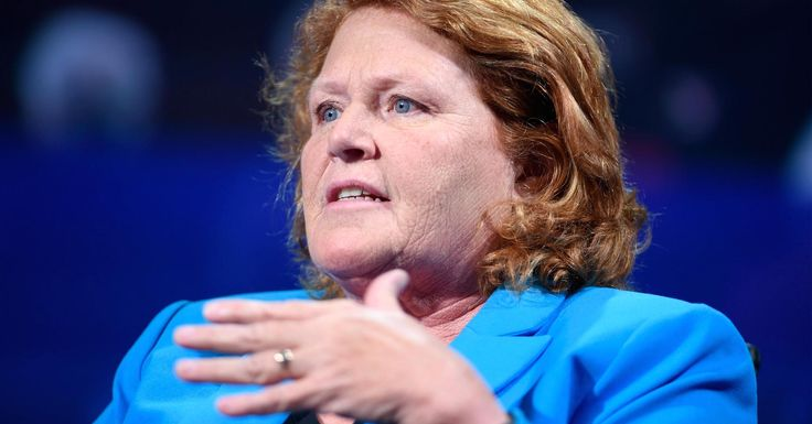 "There should be changes to criminal law to require more responsibility from those at the top in order to prevent another scandal like that at Wells Fargo, Sen. Heidi Heitkamp, D-N.D., told CNBC on Wednesday. ""Obviously people think that 'as long as I didn't know I'm not... - #Fargo, #Finance, #Jail, #Scandal, #Wells"