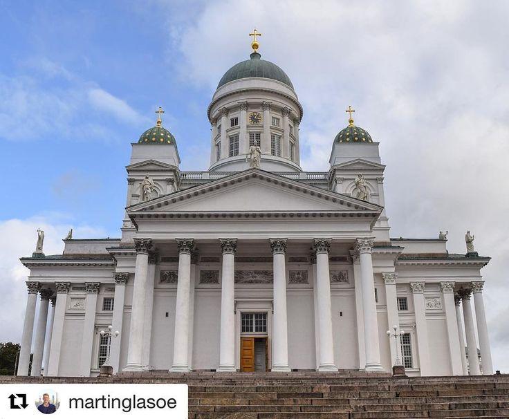 Helsinki. #reiseblogger #reiseliv #reisetips #reiseråd  #Repost @martinglasoe (@get_repost)  Visit Helsinki great city! .