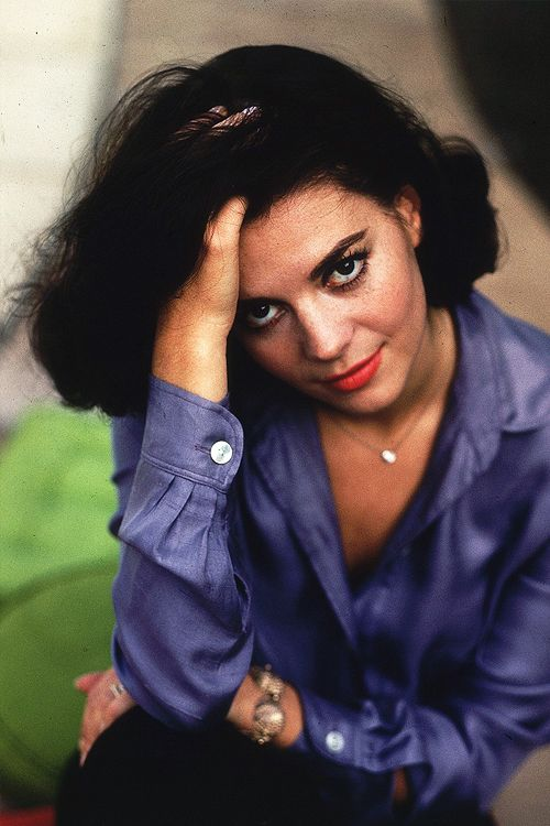 Natalie Wood photographed by Ernst Haas.