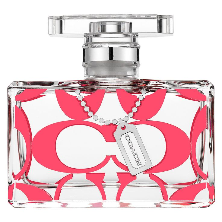 New at #Sephora: Coach Signature Breast Cancer Awareness Eau de Toilette Limited Edition #fragrance #perfume