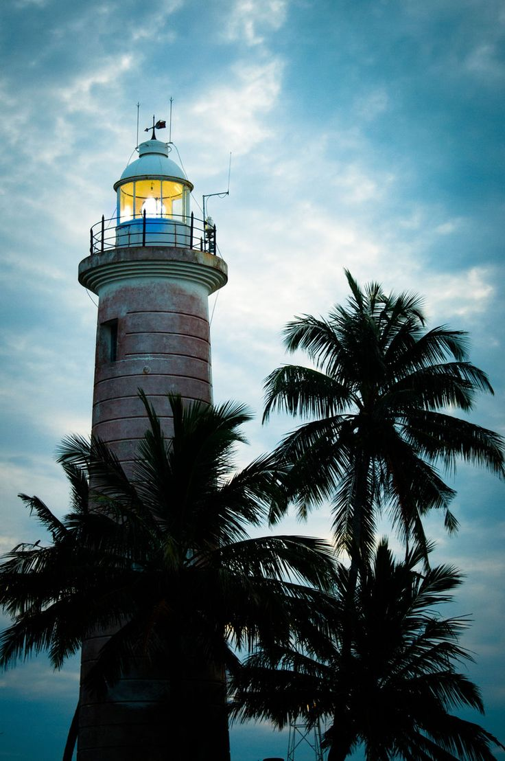 Lighthouse at Galle