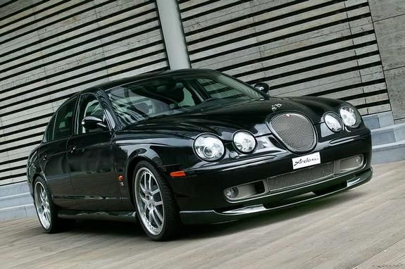 Jaguar S Type by Arden
