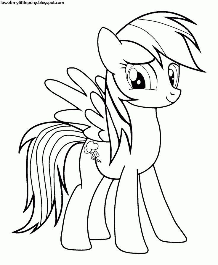 Web de My Little Pony - La Magia de la Amistad, con imágenes para colorear, dibujos para imprimir, juegos gratis, fondos de escritorio y más.