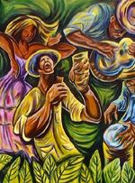 Image detail for -Puerto Rican culture is a unique blend of Taíno Indian, Spanish ...