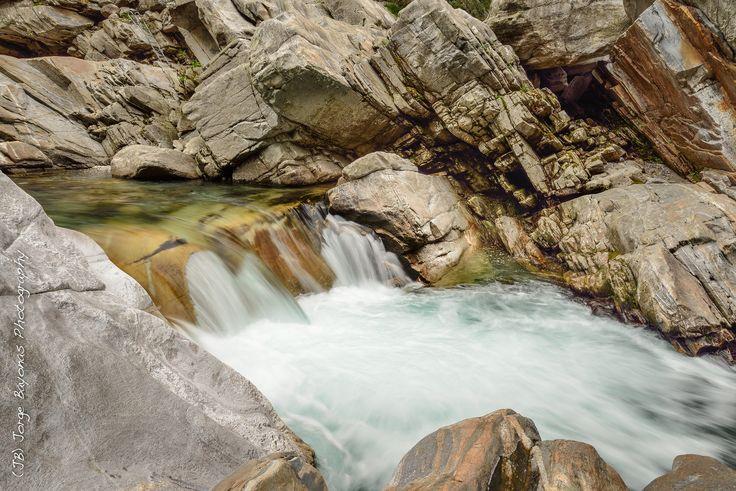 Verzasca Rock Formation - (JB) Jorge Bayonas Photography