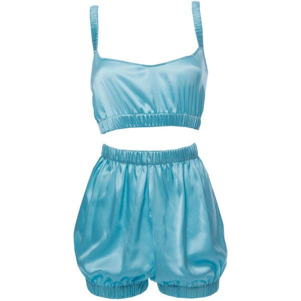 Top 25 ideas about Silk Sleepwear on Pinterest | Silk pajamas ...