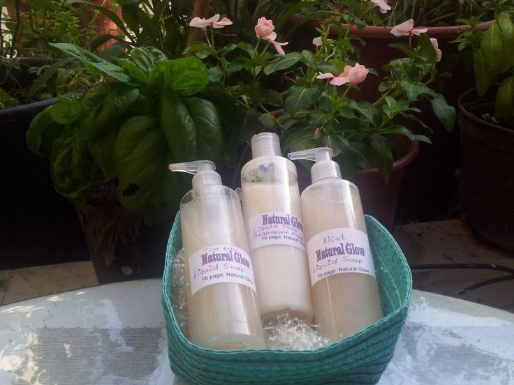 Liquid Face Soap Mint for Complex skin Tea tree for acne Sea Breeze for normal skin Find us on fb!!