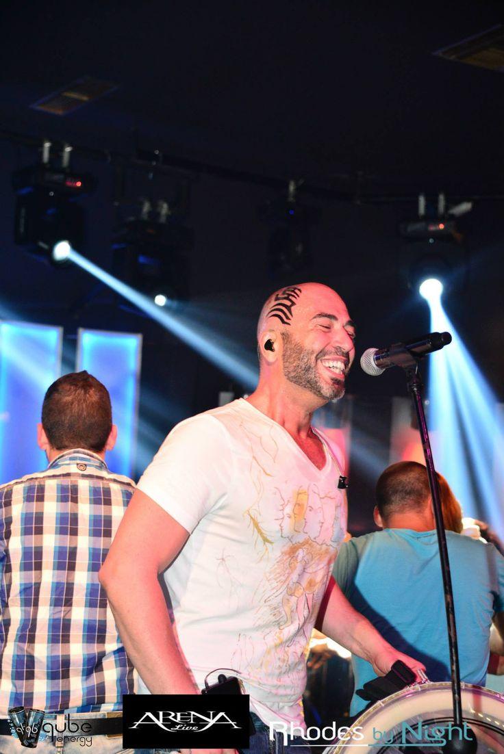Arena Live Rodos June 2014