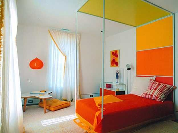 Bright Colors For Bedrooms