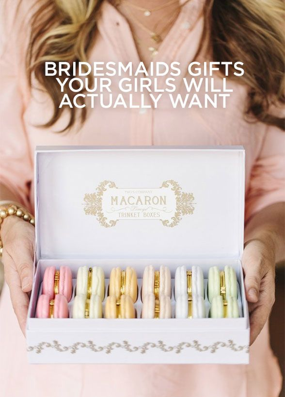 We Rounded Up The 10 Best Gifts Know Youll Bridesmaids Will Love