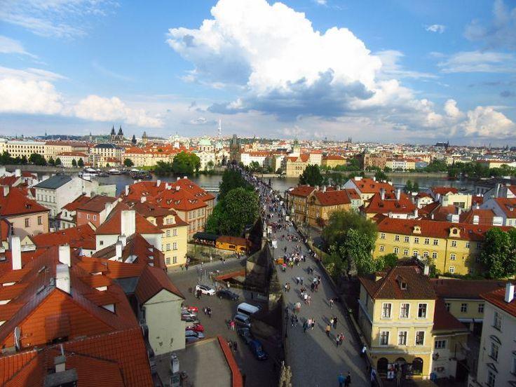 Charles Bridge Tower 24 Hours In Prague
